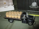 JACK DANIEL'S DELIVERY TRUCK 1956 MACK MATCHBOX COLLECTIBLES PLATINUM W/ Box