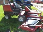 TORO 455 D 11 cut 4 matic MOWER 50 HP DIESEL HYDRO 2155 HOURS