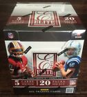 2012 Panini Elite Football Factory Sealed Hobby Box - From Case - Luck, R Wilson