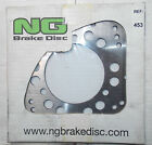 OEM NG DISC BRAKE ROTOR FRONT WHEEL 2002 2005 SUZUKI BURGMAN 125 150 SCOOTER 453