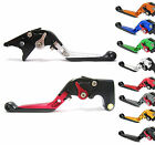 Folding Extendable Brake Clutch Levers for Ducati Monster 400 04-07 620 03-06