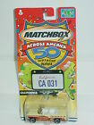 MATCHBOX ACROSS AMERICA 50TH BIRTHDAY#31 CALIFORNIA 1955 CHEVROLET BEL AIR