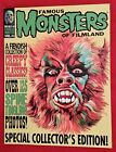 THE BEST OF FAMOUS MONSTERS OF FILMLAND VOL 1 AUGUST 2000