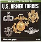 March to Cadence with the U.S. Armed Forces, , Very Good