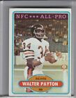 Walter Payton Football Cards, Rookie Card and Autograph Memorabilia Guide 18