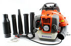 New Husqvarna 150BT 50cc Gas 2 Cycle Lawn Leaf Commercial Backpack Blower
