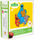 Cricut Sesame Street Friends Cartridge Use w All Cricut Machines