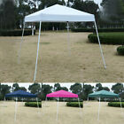 'X8' EZ POP UP Tent Gazebo Wedding Party Canopy Shelter Carry Bag New