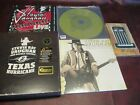 STEVIE RAY VAUGHAN 200 GRAM BOX 6 LP SET LOW#D 81 + RARE ALIVE 6 LP SET +CD BOX