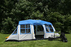 Tahoe Gear Prescott 12 Person 3 Season Tent Blue White  TGT PRESCOTT 12 B