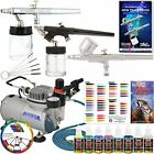 Master Airbrush KIT SP19 20 Art Airbrushing System Paint Kit with Standard