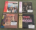 AEROSMITH JAPAN OBI MINI LP 4 CD SET 1ST EDITION REPLICA SLEEVE 2004 MHCP-317/20