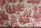 Waverly French Country Life Country Weekend  Drapery Upholstery Cotton Fabric
