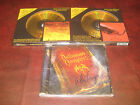 ALICE COOPER SCHOOL'S OUT & KILLER 24 KARAT GOLD CD'S+HOLLYWOOD VAMPIRES SIGNED