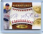 2009 UPPER DECK SWEET SPOT #S-NM NATE MCLOUTH AUTOGRAPH #157 300, ATLANTA BRAVES