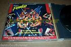 Power Team CD Soundtrack John Jacobs Tim Miner Cindy Cruse Steve Shannon D-Boy