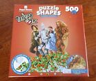 WIZARD OF OZ - SHAPED PIECES WITHIN THE JIGSAW PUZZLE - by Paper House - 500 pc