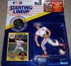 Starting Lineup 1991 Jack Armstrong with Coin  Cincinnati Reds JC