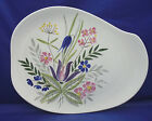Serving Platter Red Wing Pottery COUNTRY GARDEN 15