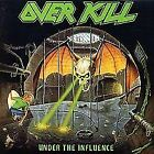 Overkill - Under The Influence NEW CD