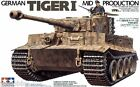 Tamiya 35194 1/35 Model Kit WWII German Panzer VI Tiger I Ausf.E Mid Production