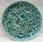 Vintage Sea Foam Oyster Platter Serving Dish Hand Painted French Faience