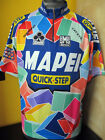 MAPEI QUICKSTEP SMS SANTINI world cup PROTEAM CYCLING JERSEY 2XL