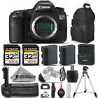 Canon EOS 5DS R 5DSR 506 MP Digital SLR Camera Black Body Ultra Saving Kit