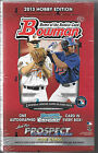 2013 BOWMAN BASEBALL HOBBY BOX SEALED