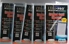 (500) BRAND NEW ULTRA-PRO RESEALABLE GRADED CARD BAGS, SLEEVES FOR PSA CARDS (A)