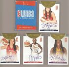2015,14,13,12 wnba set lot,all rookies & autograph,all 4 boxed sets,great,gift