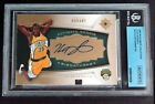 2007 07 Ultimate Collection *GOLD* Kevin Durant RC # 50! AUTO BGS PSA RARE!
