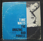 Bud Powell Time Waits LP VG+ BST 81598 Blue Note Stereo Vinyl Record