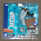 2004 MCFARLANE MLB SERIES 9 DONTRELLE WILLIS GRAY VARIANT ACTION FIGURE NEW NIP