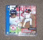 2002 MCFARLANE MLB SERIES 2 MANNY RAMIREZ WHITE VARIANT ACTION FIGURE NEW NIP