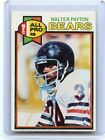 Walter Payton Football Cards, Rookie Card and Autograph Memorabilia Guide 10
