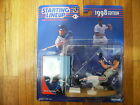 NEW  DAVE JUSTICE STARTING LINEUP.. BASEBALL MLB ACTION FIGURE...1998 EDITION