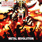 Living Death - Metal Revolution Official Brazilian Edition OOP Sealed RARE