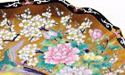 Collectible Antique Plate Heritage Mint Ming Dynasty Porcelain Gold Scalloped