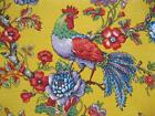 Portfolio LaRouche French Country Rooster Print Upholstery Curtain Fabric BTY