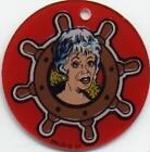 Gilligan Island Mrs Howell Pinball CoinOp Game Plastic Promotional Piece