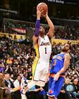 D'Angelo Russell Los Angeles Lakers 2015-16 NBA Action Photo SV156 (Select Size)