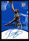 KEVIN DURANT 2012 13 PANINI PREFERRED BLUE ON CARD AUTOGRAPH SP AUTO #46 49 $175