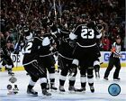 Los Angeles Kings 2014 Stanley Cup Game 2 Goal Celebration Photo (Size: Select)