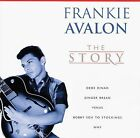 Story; Frankie Avalon 2000 CD, Teen Idol, Rock N Roll, Musicrama/Koch Very Good