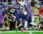 Chris Matthews Seattle Seahawks Super Bowl XLIX Photo RS020 (Select Size)