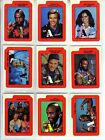 1983 Topps A-Team Trading Cards 6