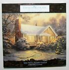 Thomas Kinkade 1000 Pc Jigsaw Puzzle~CHRISTMAS COTTAGE