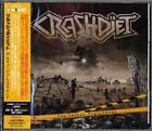 CRASHDIET-THE SAVAGE PLAYGROUND-JAPAN CD BONUS TRACK F25