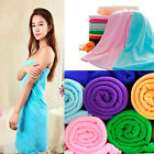 Soft Absorbent Microfiber Multi function Large Beach Bath Towels WHOLESALE LOT